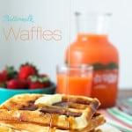 homemadebuttermilkwaffles