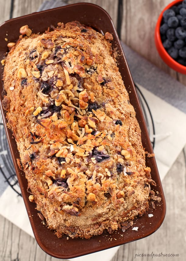 blueberrybread