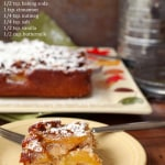 recipeforappleupsidedowncake