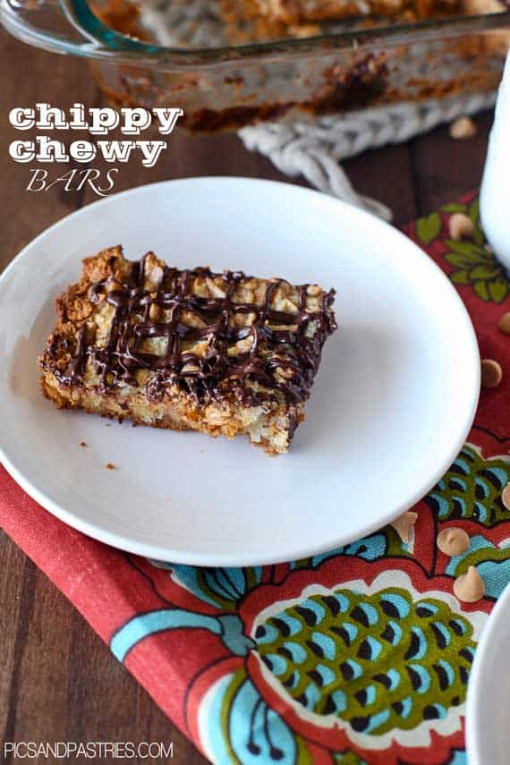 Chippy Chewy Bars
