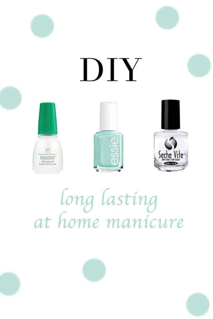 at home gel nails