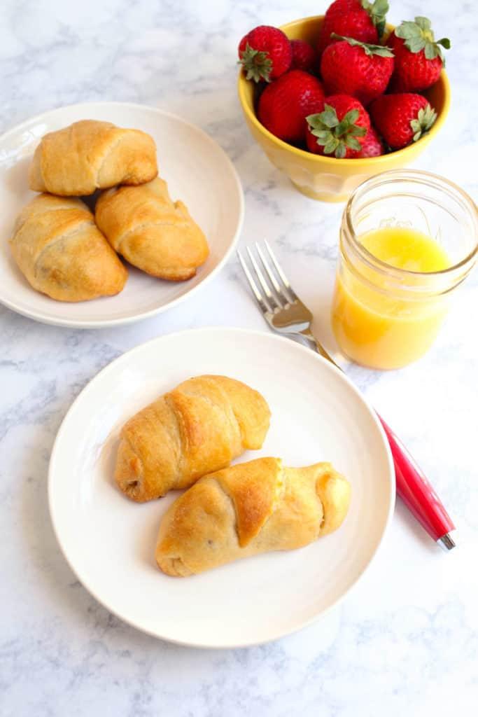 breakfast sausage rolls recipe